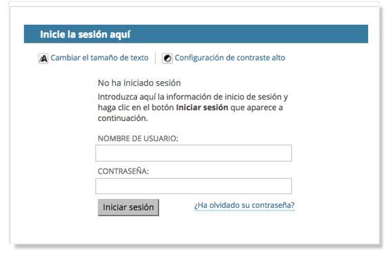 Imagen - Acceso Blackboard